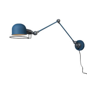 jikke blue wall lamp 7656BL